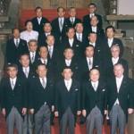 1月11日のできごと(何の日)【第一次橋本内閣】発足