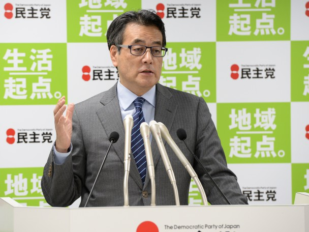 10月27日のできごと(何の日)【民主・岡田克也代表】SEALDsと「良い関係を築いていきたい」