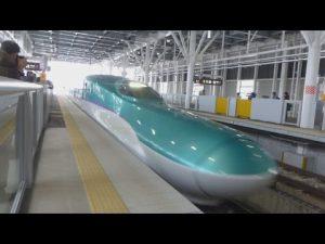1月28日は何の日【北海道新幹線】報道向け試乗会