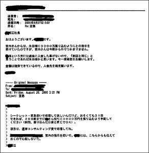 2月16日は何の日【堀江メール問題】勃発