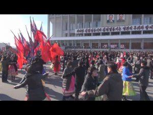 2月16日は何の日【北朝鮮】光明星節
