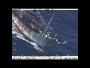 3月14日は何の日【アルゼンチン】中国違法漁船を撃沈