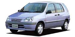 1997 平成9年5月20日【トヨタ・ラウム】発売