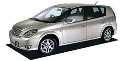2000 平成12年5月24日【トヨタ・Opa】発売