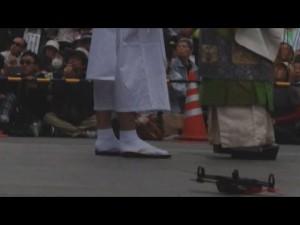 5月9日は何の日【長野・善光寺】法要中にドローンが落下
