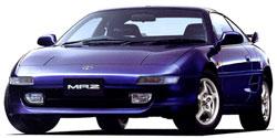 8月7日のできごと(何の日)【トヨタ自動車】「MR2」の生産を打ち切りへ