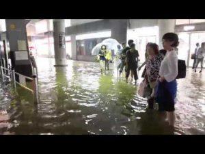 9月10日は何の日【大阪・兵庫】局地的豪雨