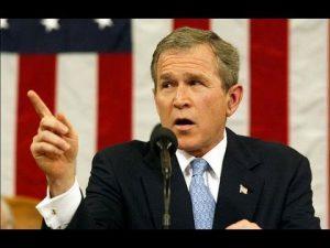 1月29日は何の日【米・ブッシュ大統領】「悪の枢軸(axis of evil)」発言