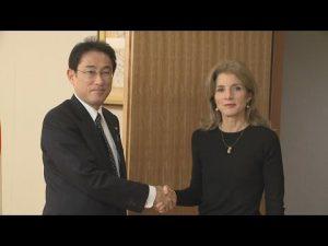 2月3日は何の日【岸田文雄外相】ケネディ駐日大使と会談