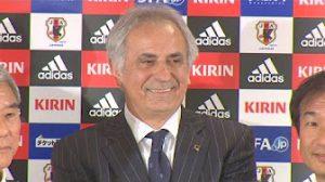 3月13日は何の日【バヒド・ハリルホジッチ氏】サッカー日本代表監督就任会見