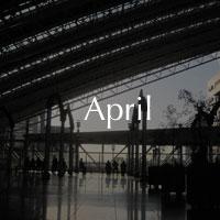 4月 卯月 April