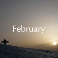 2月 如月 February