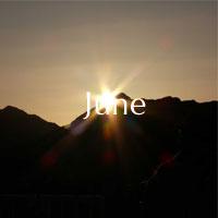 6月 水無月 June