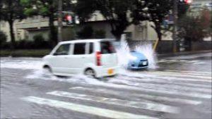 8月3日は何の日【台風12号】高知など4県55万人に避難勧告・指示