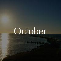10月 神無月 October