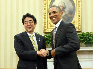 2月22日は何の日【安倍晋三首相】米・オバマ大統領と会談