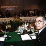 2月12日のできごと(何の日)【小渕恵三首相】ASEAN首脳と会談