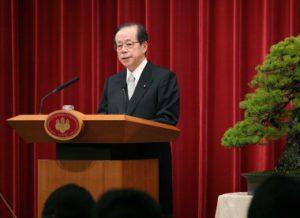 1月4日は何の日【福田康夫首相】内閣改造見送りを表明