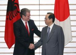 2月5日のできごと(何の日)【福田康夫首相】アルバニア共和国首相と会談
