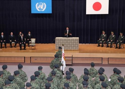 2月6日のできごと(何の日)【鳩山由紀夫首相】ハイチPKO部隊に訓示