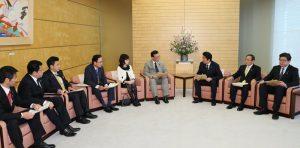 2月8日は何の日【安倍晋三首相】対北朝鮮「断固たる措置」