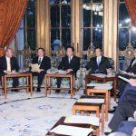 2月9日のできごと(何の日)【野田佳彦首相】沖縄政策協議会に出席