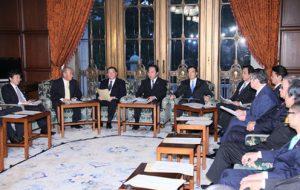 2月9日は何の日【野田佳彦首相】沖縄政策協議会に出席
