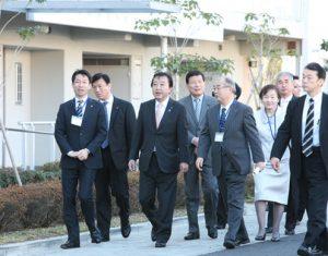 2月11日は何の日【野田佳彦首相】千葉県柏市を訪問