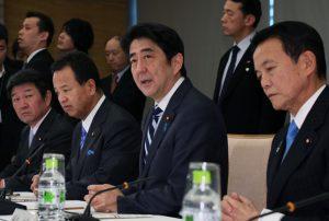 2月12日は何の日【安倍晋三首相】経済団体に賃上げ協力を要請