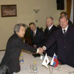 1月12日のできごと(何の日)【小泉純一郎】ロシア・極東代表と会談