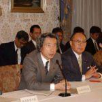 2月13日のできごと(何の日)【小泉純一郎首相】地球温暖化対策推進本部を開催