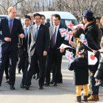 2月28日のできごと(何の日)【安倍晋三首相】英・ウィリアム王子と共に福島訪問
