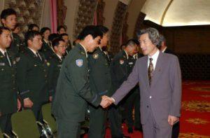 2月15日は何の日【小泉純一郎首相】東ティモール国際平和協力隊を激励
