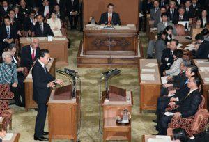 2月17日は何の日【鳩山由紀夫首相】政権交代後初の党首討論