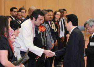 1月17日は何の日【菅直人首相】「世界青年の船」代表が表敬訪問