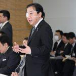 1月18日のできごと(何の日)【野田佳彦首相】連合・古賀会長と会談