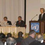 1月18日のできごと(何の日)【小泉純一郎首相】国連防災世界会議に出席
