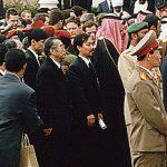 2月8日のできごと(何の日)【ヨルダン・フセイン国王】葬儀