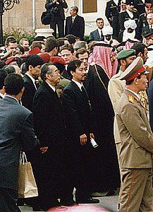 2月8日は何の日【ヨルダン・フセイン国王】葬儀