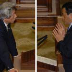 2月23日のできごと(何の日)【小泉純一郎首相】公的年金制度一元化「望ましい」