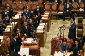 2月19日は何の日【衆院予算委員会】安倍首相と野田前首相が「約束」で応酬