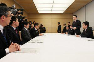 2月22日は何の日【菅直人首相】ニュージーランド地震対策関係閣僚会議を開催