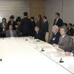1月24日のできごと(何の日)【小泉純一郎首相】観光立国懇談会に出席