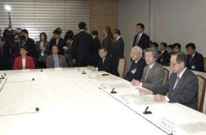 1月24日は何の日【小泉純一郎首相】観光立国懇談会に出席