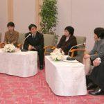 2月25日のできごと(何の日)【安倍晋三首相】北朝鮮拉致被害者5人と面会
