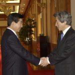 2月25日のできごと(何の日)【小泉純一郎首相】韓国・盧武鉉新大統領と会談