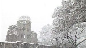 1月15日は何の日【広島市・京都市】10センチを超える積雪を観測