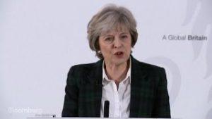 1月17日は何の日【英・メイ首相】脱欧州市場を表明