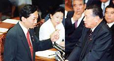 4月19日のできごと【森喜朗首相】初の党首討論は「安全運転」
