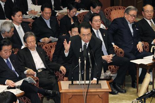 5月1日のできごと(何の日)【菅直人首相】東日本大震災政府対応「初めてだから」